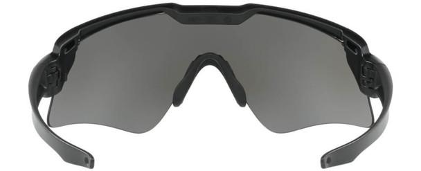 Oakley SI Ballistic M Frame Alpha Sunglasses with Matte Black Frame and Grey Lens - Back