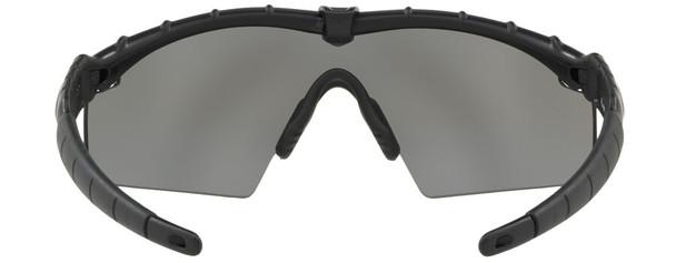 Oakley SI Industrial Ballistic M-Frame 2.0 with Matte Black Frame and Grey Lens - Back