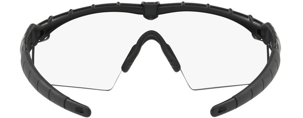 Oakley SI Industrial Ballistic M Frame 2.0 with Matte Black Frame and Clear Lens - Back