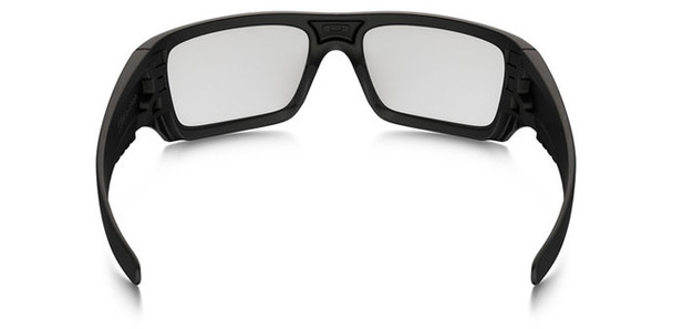 Oakley SI Ballistic Industrial Det Cord with Matte Black Frame and Clear Lens Back