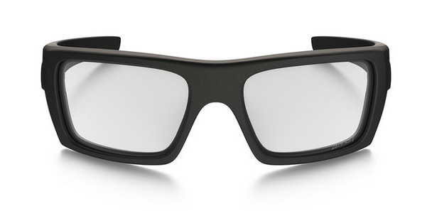 Oakley SI Ballistic Industrial Det Cord with Matte Black Frame and Clear Lens Front