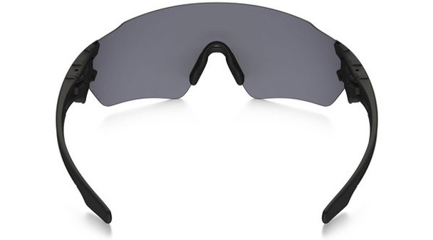 Oakley SI Industrial Tombstone Spoil with Matte Black Frame and Grey Lens Back