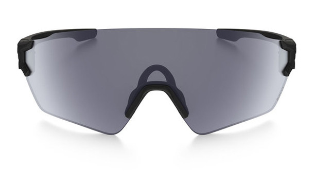 Oakley SI Industrial Tombstone Spoil with Matte Black Frame and Grey Lens Front
