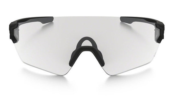 Oakley SI Industrial Tombstone Spoil with Matte Black Frame and Clear Lens Front