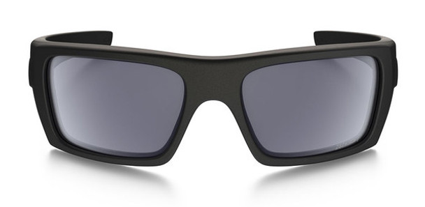 Oakley SI Ballistic Industrial Det Cord with Matte Black Frame and Grey Lens Front