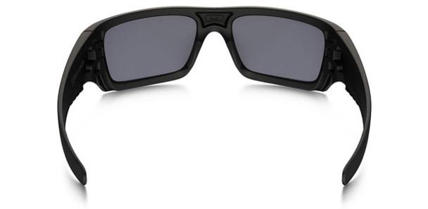 Oakley SI Ballistic Industrial Det Cord with Matte Black Frame and Grey Lens Back