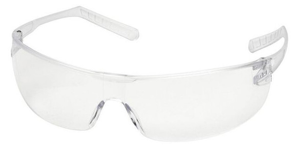 Elvex Helium 15 Ultralight Safety Glasses with Clear Anti-Fog Lens