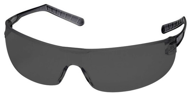 Elvex Helium 15 Ultralight Safety Glasses with Gray Anti-Fog Lens