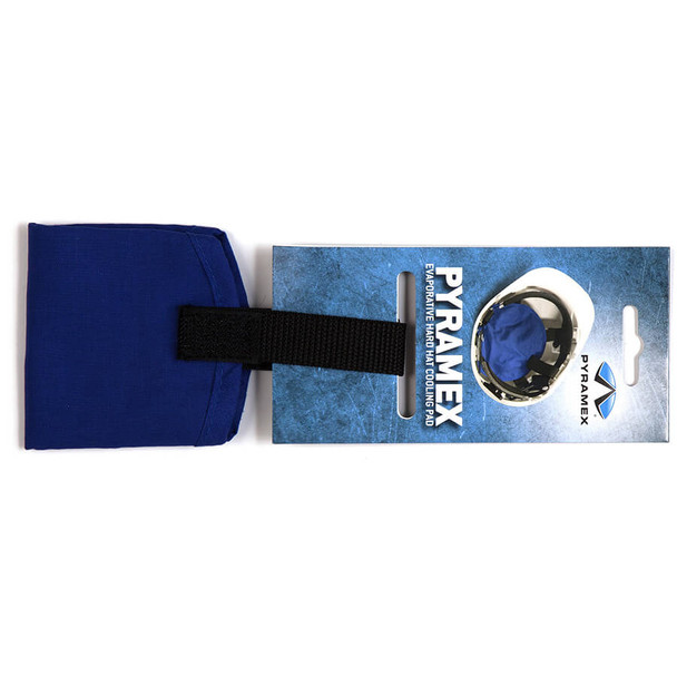 Pyramex Cooling Pad for Hard Hat Crown Packaging