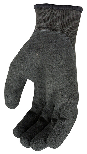DeWalt DPG737 Thermal Work Glove with 3/4 Dipped Micro Foam Palm - Palm