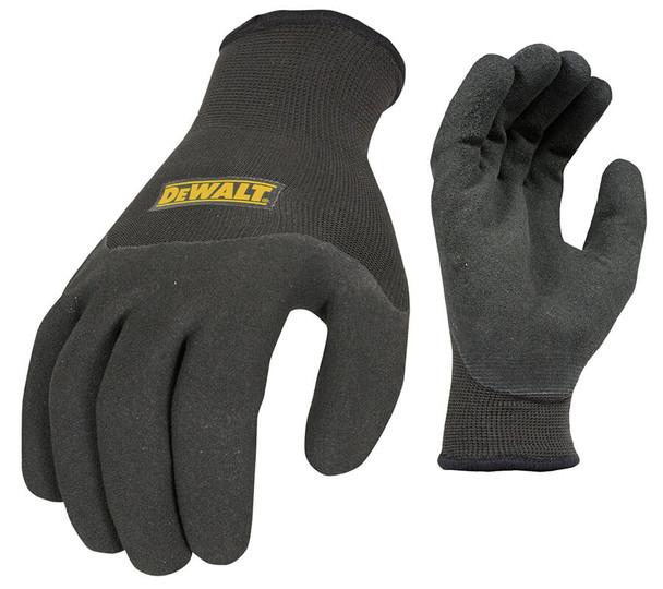 DeWalt DPG737 Thermal Work Glove with 3/4 Dipped Micro Foam Palm