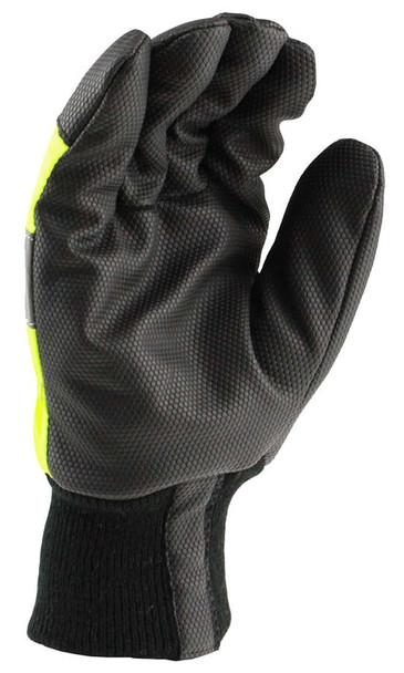 Radians RWG800 Silver Series Hi-Vis Thermal Lined Glove - Palm
