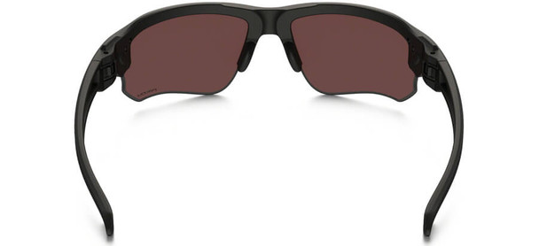 Oakley SI Speed Jacket Sunglasses Array with Matte Black Frame and Prizm TR22, Prizm TR45 and Clear Lenses - Back