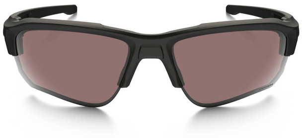 Oakley SI Speed Jacket Sunglasses Array with Matte Black Frame and Prizm TR22, Prizm TR45 and Clear Lenses - Front