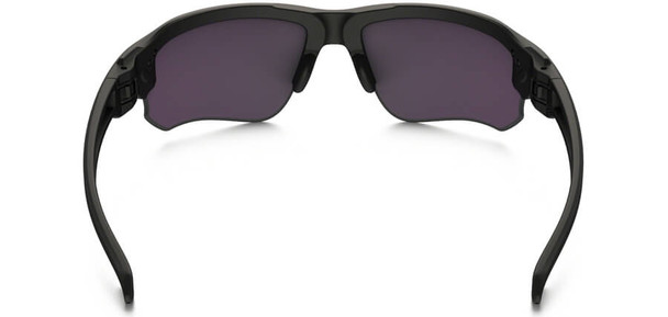 Oakley SI Speed Jacket Safety Sunglasses with Matte Black Frame and Prizm Maritime Polarized Lens - Back