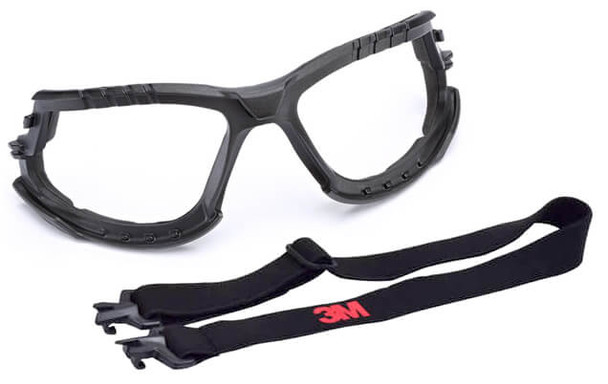 Foam & Strap for 3M Solus Safety Goggles