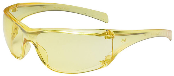 3M Virtua AP Safety Glasses with Amber Lens 11817