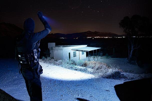 Fenix PD35 TAC LED Flashlight with 1000 Lumen Max Output