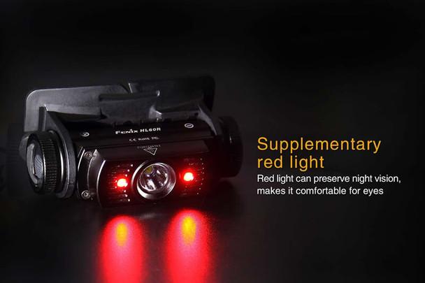 Fenix HL60R LED Headlamp with 950 Lumen Max Output