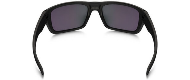 Oakley SI Drop Point Sunglasses with Matte Black Frame and Prizm Maritime Polarized Lens - Back