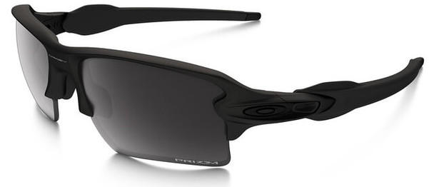 Oakley SI Blackside Flak 2.0 XL Sunglasses with Satin Black Frame and Prizm Black Polarized Lens