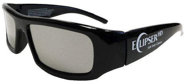 Eclipser HD Plastic ISO Certified Solar Eclipse Glasses