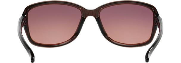 Oakley Cohort Sunglasses with Amethyst Frame and G40 Black Gradient Lens - Back