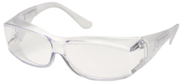 Elvex OVR-Spec III Safety Glasses with Clear Lens