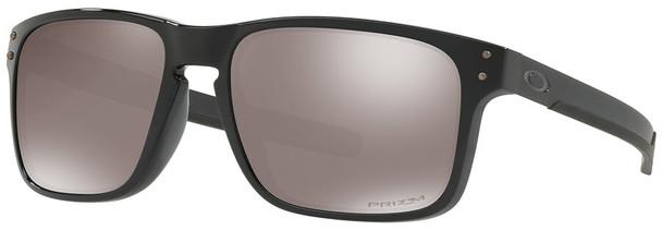 Oakley Holbrook Mix Sunglasses with Polished Black Frame and Prizm Black Polarized Lens