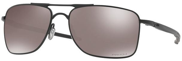 Oakley SI Blackside Gauge 8 Sunglasses with Matte Black Frame and Prizm Black Polarized Lens
