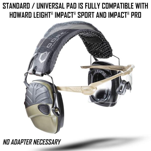 Noisefighters SightLines Gel Ear Pads For Earmuffs