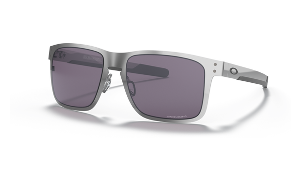 Oakley SI Holbrook Metal with Gunmetal Frame and Prizm Grey Lens OO4123-1555