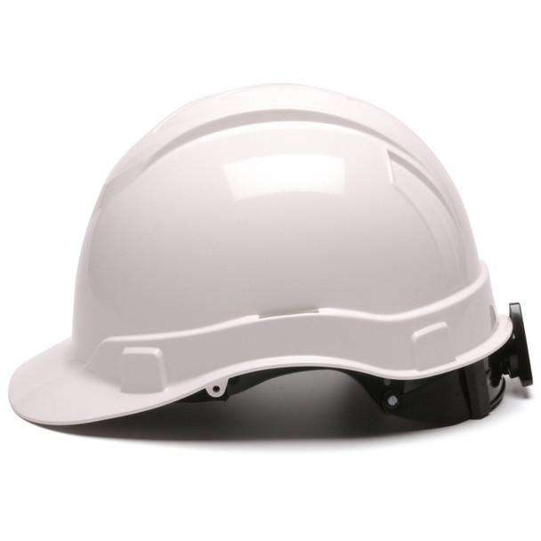 Pyramex Ridgeline Cap Style Hard Hat Side