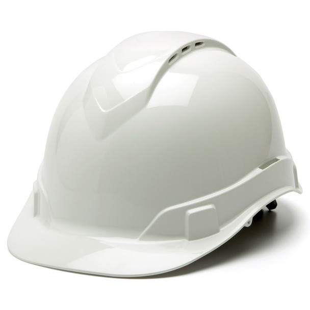 Pyramex Ridgeline Cap Style Vented Hard Hat Front