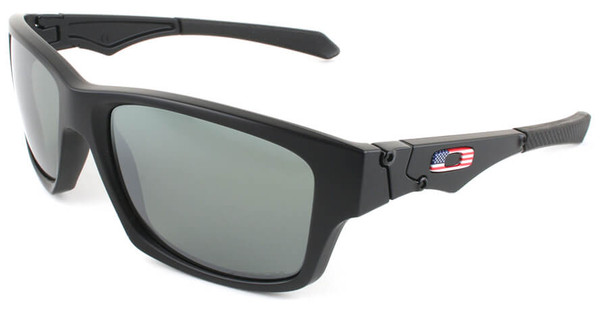 Oakley SI Jupiter Squared with Matte Black USA Flag Frame and Prizm Black Lens