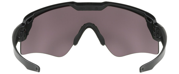 Oakley SI Ballistic M Frame Alpha with Black Frame and Prizm Grey Lens - Back
