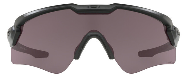 Oakley SI Ballistic M Frame Alpha Array with Black Frame and Prizm Grey Lens - Front