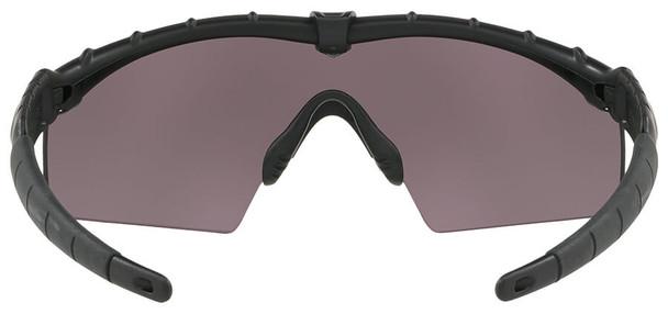 Oakley SI Ballistic M Frame 2.0 with Matte Black Frame and Prizm Grey Lens - Back