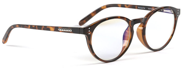 Gunnar Attache Digital Performance Eyewear with Tortoise Frame and Liquet Lens