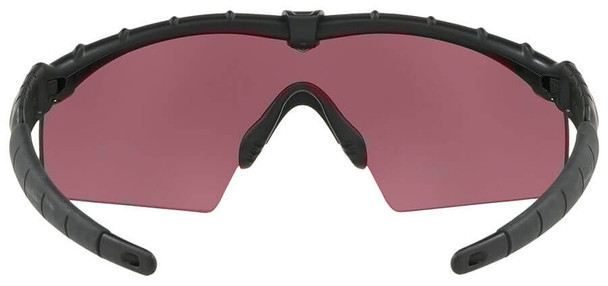 Oakley SI Ballistic M Frame 2.0 Array with Matte Black Frame and Clear, TR22 and TR45 Lenses - Back