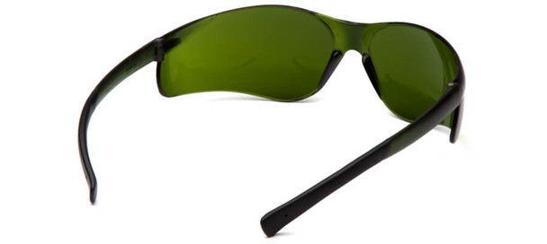 Pyramex Ztek Safety Glasses with 3.0 IR Lens - Back