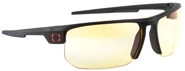 Gunnar Torpedo Computer Glasses with Onyx Frame and Amber Lens