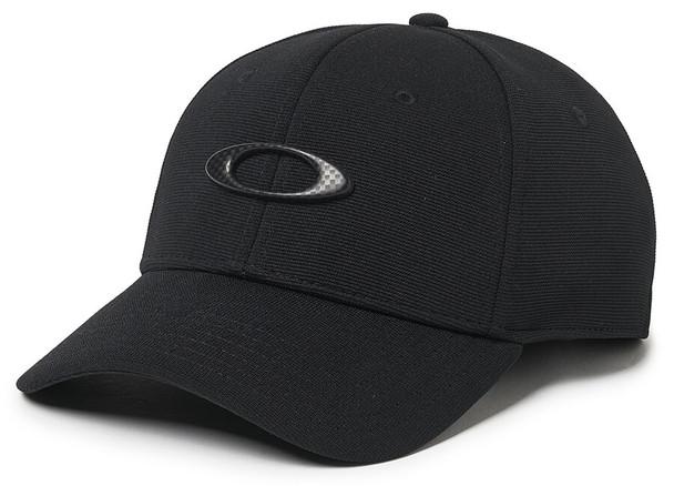Oakley SI Tincan Black/Carbon Fiber Cap