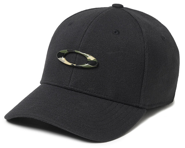 Oakley SI Tincan Black/Graphic Camo Cap