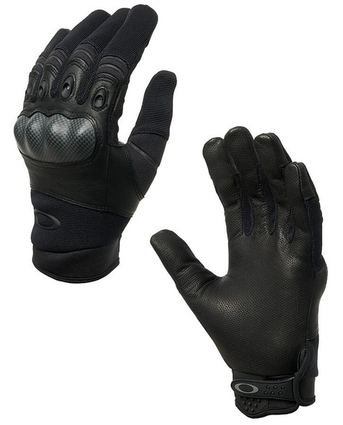 Oakley SI Black Factory Pilot Tactical Glove