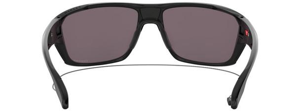 Oakley SI Split Shot Sunglasses with Black Ink Frame and Prizm Grey Lens - Back