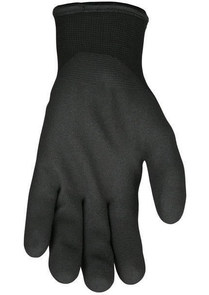 MCR Ninja Ice Cold Weather Work Glove HPT Palm and Fingertips - Palm