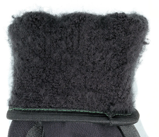 MCR Ninja Ice Cold Weather Work Glove HPT Palm and Fingertips - Inside Glove