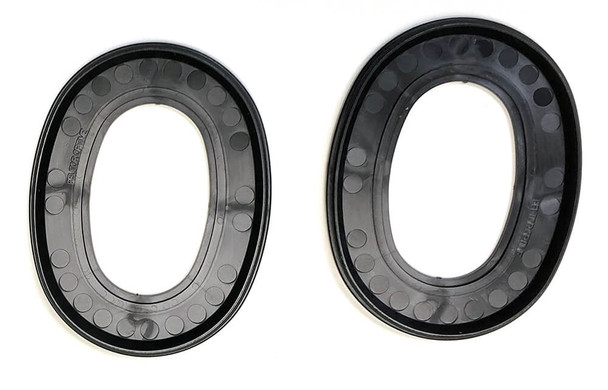 Noisefighter Sightlines Adapter Plates for Peltor Optime and Similar Headsets - Front