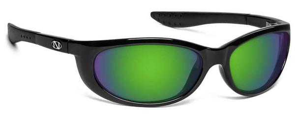 ONOS Petit Bois Polarized Bifocal Sunglasses with Amber Green Mirror Lens